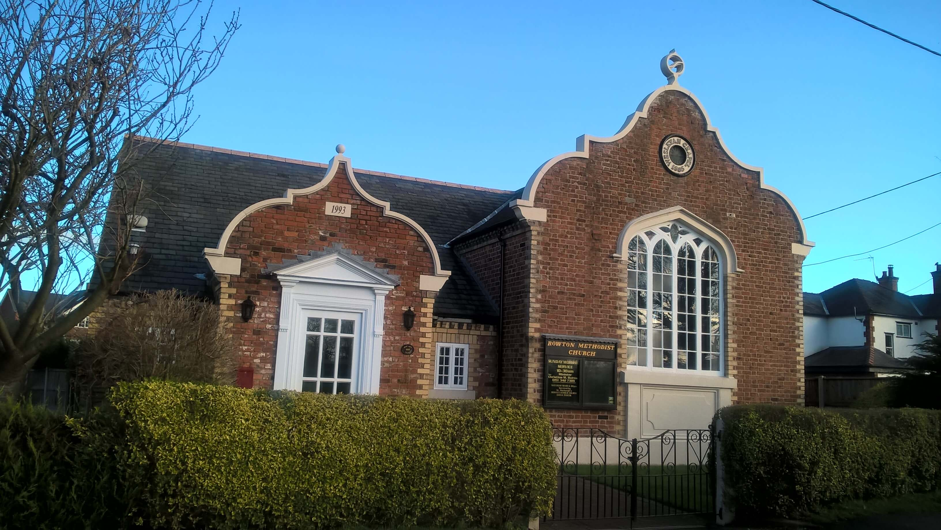 Image of a Church in Rowton